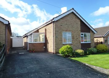 Thumbnail 2 bed detached bungalow for sale in Orly Avenue, Castle Donington, Derby
