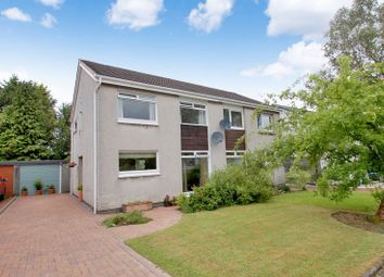 Thumbnail 3 bed semi-detached house for sale in Forest Kirk, Carluke