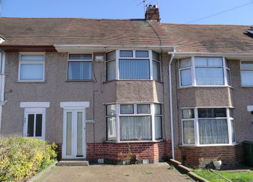 Thumbnail 4 bedroom terraced house for sale in Sewall Highway, Coventry