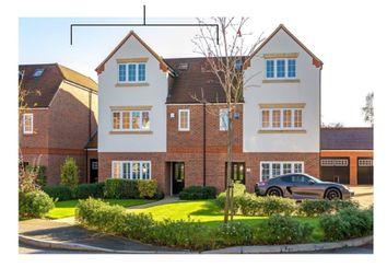 Thumbnail 4 bed semi-detached house for sale in Mortimer Crescent, St.Albans