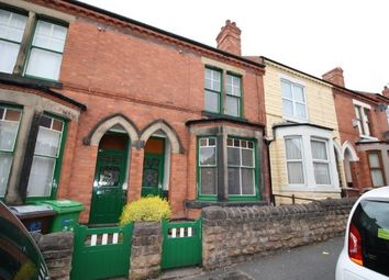 Thumbnail 2 bed terraced house to rent in Exeter Road, Forest Fields, Nottingham