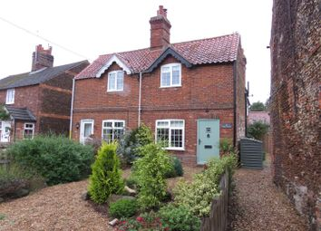 Thumbnail 3 bed semi-detached house for sale in Chapel Road, Dersingham, King's Lynn