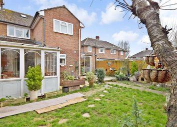 Thumbnail 5 bedroom semi-detached house for sale in Compton Close, Havant, Hampshire