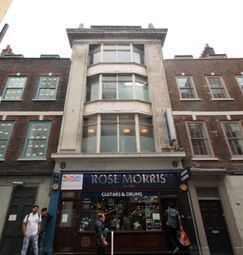 Thumbnail Office to let in Denmark Street, London