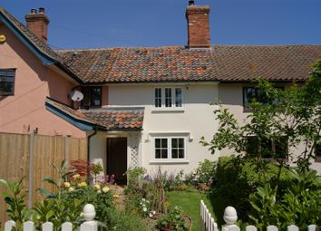 Thumbnail 2 bed cottage for sale in Conyers Green, Great Barton, Bury St. Edmunds