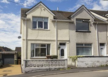 Thumbnail 2 bed end terrace house for sale in Mill Street, Risca, Newport