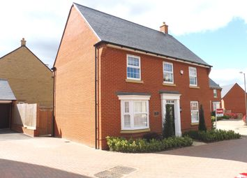 Thumbnail 4 bed detached house for sale in Threads Lane, Buckingham