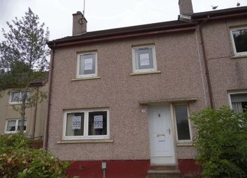Thumbnail 2 bed end terrace house for sale in Garry Drive, Paisley