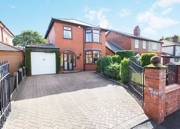 Thumbnail 3 bed detached house for sale in Park Road, Westhoughton, Bolton