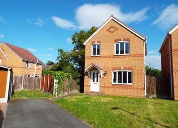 Thumbnail 3 bed detached house for sale in St. James Court, Connah's Quay, Deeside, Flintshire