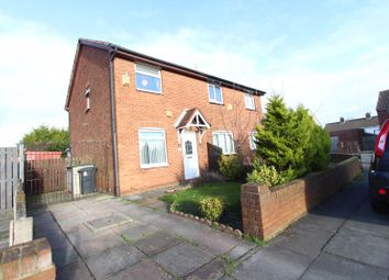 Thumbnail 2 bed semi-detached house for sale in Durham Way, Bootle