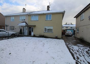 Thumbnail 3 bed semi-detached house for sale in Newstead Road, Doncaster