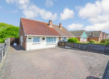 Thumbnail 3 bed semi-detached bungalow for sale in Slade Road, Holland-On-Sea, Clacton-On-Sea