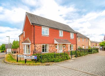 Thumbnail 4 bed detached house to rent in Rake Way, East Anton, Andover