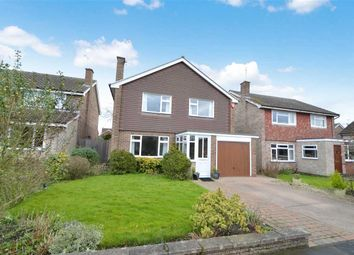 Thumbnail 4 bed detached house for sale in Highfield Road, Keyworth, Nottingham