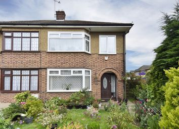 Thumbnail 3 bedroom semi-detached house for sale in Millbrook Gardens, Chadwell Heath, Romford
