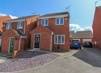 Thumbnail 3 bed detached house for sale in White Road, Staveley, Chesterfield