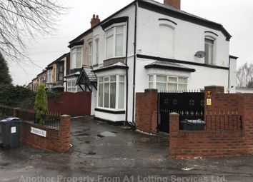 Thumbnail Room to rent in Frederick Road, Stechford, Birmingham