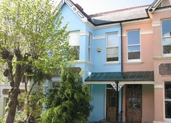 Thumbnail 3 bedroom property to rent in Edgcumbe Park Road, Plymouth