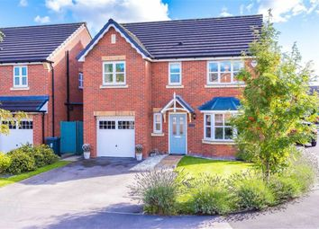 Thumbnail 4 bed detached house for sale in Cedarwood Close, Astley, Tyldesley, Manchester