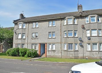 Thumbnail 2 bed flat for sale in Eastfield Crescent, Dumbarton, West Dunbartonshire