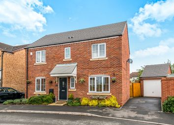Thumbnail 3 bed detached house for sale in Dorney Place, Bridgtown, Cannock