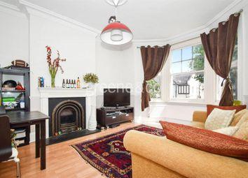 Thumbnail 3 bed flat for sale in Okehampton Road, Kensal Rise, London