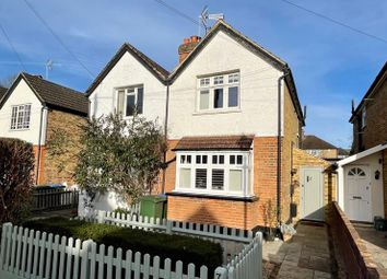 Thumbnail 2 bed semi-detached house for sale in Norfolk Road, Claygate, Esher