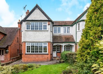 Thumbnail 3 bed semi-detached house for sale in Hockley Road, Uttoxeter