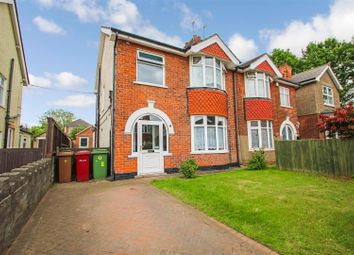 Thumbnail 3 bed semi-detached house for sale in The Cliff, Scunthorpe
