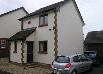Thumbnail 2 bed detached house to rent in Hele Rise, Barnstaple