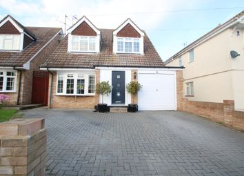 Thumbnail 4 bed detached house for sale in Clifton Road, Ashingdon, Rochford