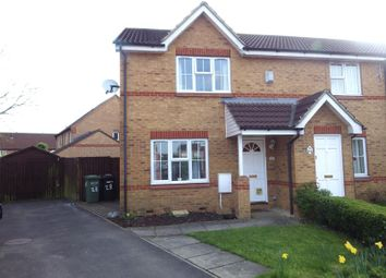 Thumbnail 3 bed end terrace house for sale in The Willows, Bradley Stoke, Bristol