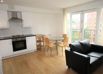 Thumbnail 3 bed flat to rent in Central Court, Salford
