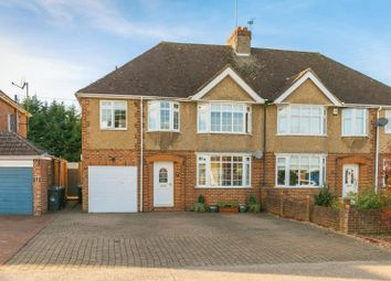 Thumbnail 5 bed semi-detached house for sale in Verney Avenue, Cressex Business Park, High Wycombe