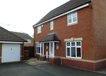 Thumbnail 4 bed detached house for sale in 29 Jackfield Close, Matchborough East, Redditch