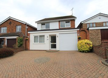 Thumbnail 4 bed detached house for sale in Kendal Way, Eastwood, Leigh-On-Sea