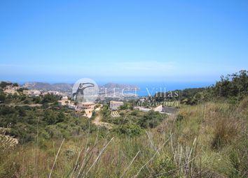 Thumbnail Land for sale in 03724 Moraira, Alicante, Spain