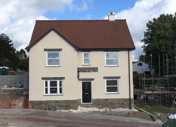 Thumbnail 4 bedroom detached house for sale in Lower Broad Park, West Down, Ilfracombe