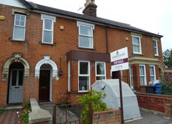 Thumbnail 4 bedroom terraced house for sale in Rose Hill Crescent, Ipswich