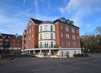 Thumbnail 2 bed flat for sale in Dorchester Court, London Road, Camberley, Surrey