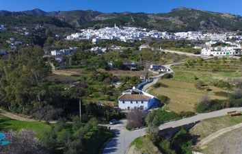 Thumbnail 5 bed country house for sale in Casarabonela, Málaga, Spain