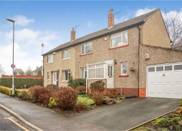 Thumbnail 3 bed semi-detached house for sale in Greenacre Park, Rawdon