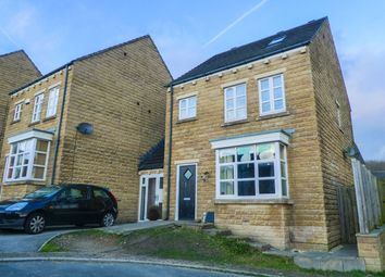 4 bed detached house for sale in Long Hill Road, Huddersfield HD2