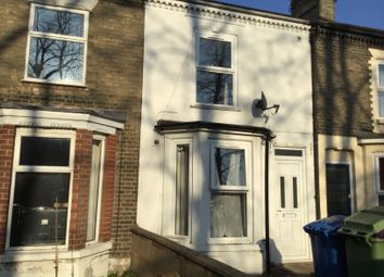 Thumbnail 4 bed terraced house to rent in Dereham Road, Norwich