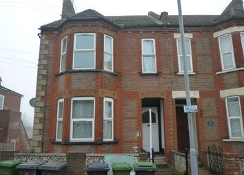 Thumbnail 2 bed maisonette to rent in Clarendon Road, Luton, Beds