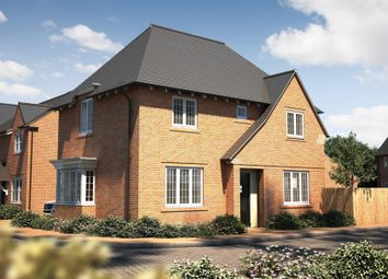 "Thumbnail 4 bed detached house for sale in ""The Rainham"" at Oakley Wood Road, Bishops Tachbrook, Leamington Spa"