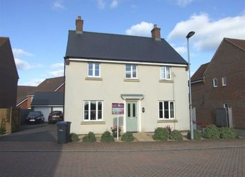 Thumbnail 4 bed detached house for sale in Hawthorn Road, Melksham