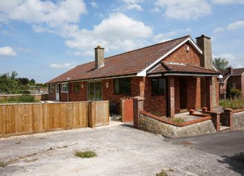 Thumbnail 3 bed bungalow for sale in Maunsel Road, North Newton, Bridgwater