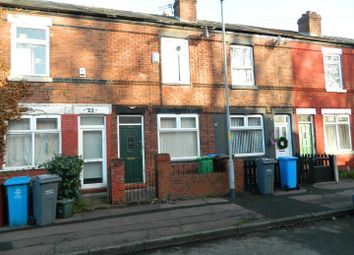 2 bed terraced house for sale in Bowler Street, Levenshulme, Manchester M19